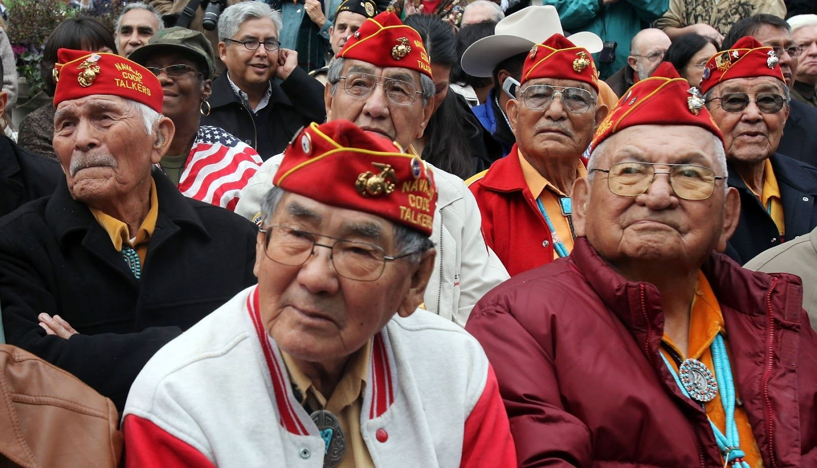 Native American Veterans