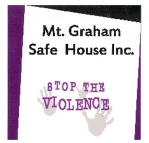 Mt Graham Safe House Logo