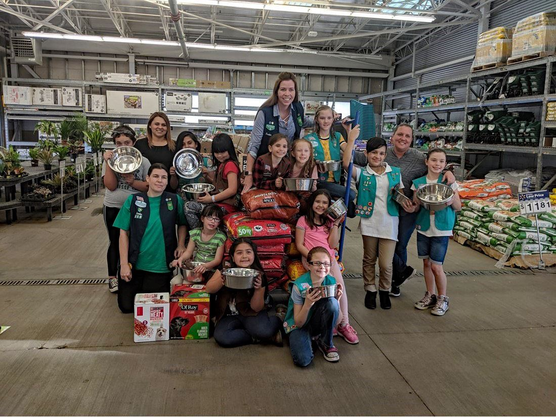 Girl Scouts Donations